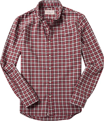 Polo Ralph Lauren Denim&Supply Herren Hemd Oberhemd, Größe: XXL, Farbe: Rot