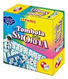 Liscianigiochi 32761 Ludoteca Tombola Smorfia 48 Cart