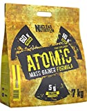 Nuclear Nutrition Atomic Mass 7000g - Vanilla Almond - MASS GAINER - WEIGHTGAINER - MASSE