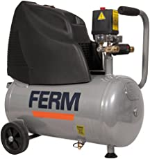 Ferm Compressor, 1.5 HP 1100W 24L CRM1042