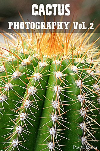cactus-photography-vol2-cactus-photo-book-photography-english-edition