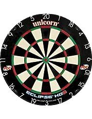 Unicorn Eclipse HD 2 Dartboard - Professional - New Radial Wiring System by Darts Corner