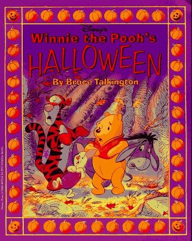 Disney's Winnie-the-Pooh's (Disney Walt World Halloween)