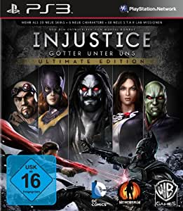Injustice - Ultimate Edition - [PlayStation 3]