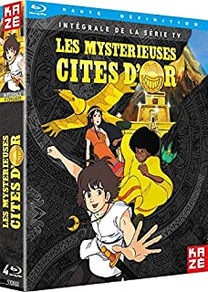 Les Mysterieuses Cites d'or - Integrale Collector Blu-Ray [Blu-ray] [Édition Collector] (B00BHBL1A4) | Amazon price tracker / tracking, Amazon price history charts, Amazon price watches, Amazon price drop alerts