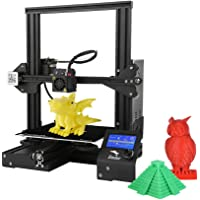 Creality 3D Ender-3 3D Printer DIY Easy-Assemble 220 x 220 x 250mm Printing Size with Resume Printing Support PLA, ABS…
