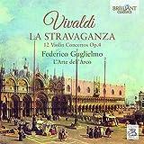 La Stravaganza (12 Concerti Per Violino Op.4)