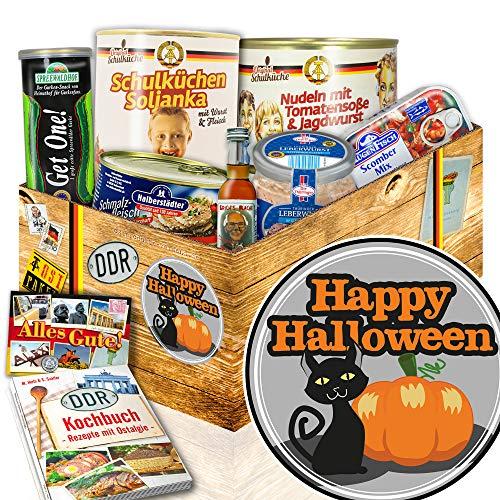(Happy Halloween - Halloweenparty + DDR Geschenkbox)