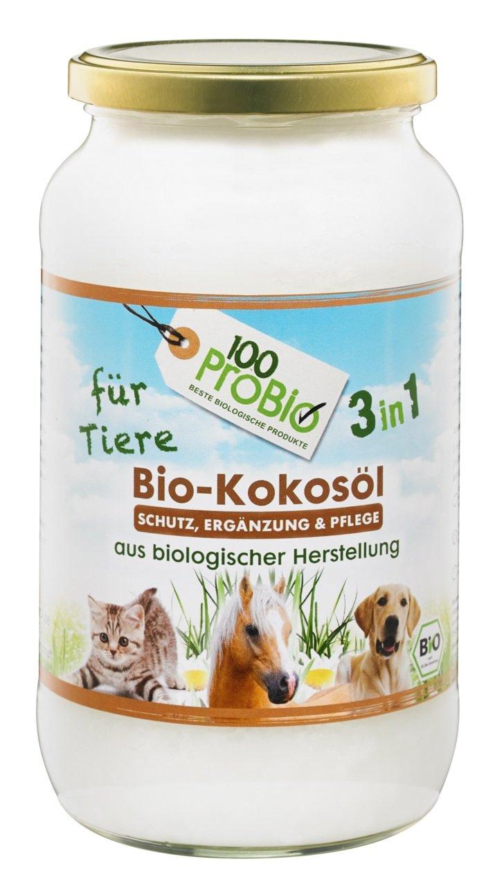 Aceite de Coco para animalesNatural eficaz protección contra garrapatas, antiácaros, sin Química