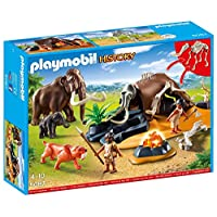 Play-mobile - Stone Age camp (5087).