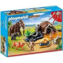 Playmobil - Stone Age Camp (5087)