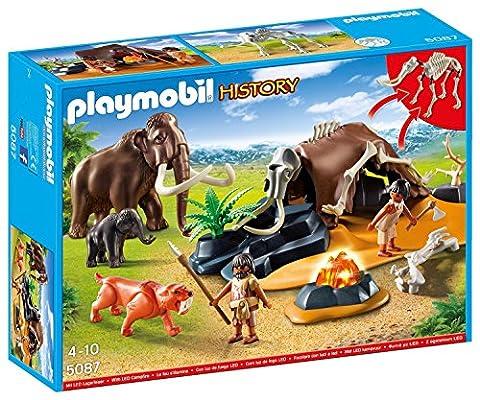 Playmobil - Le camp