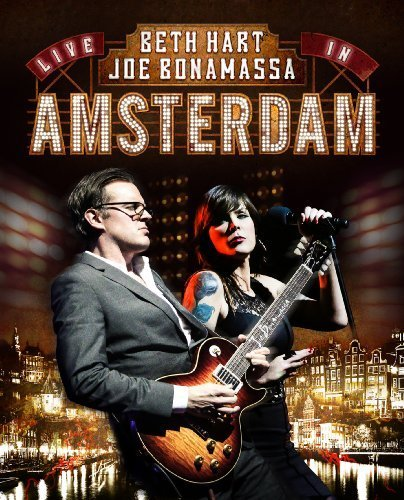 Live In Amsterdam [2 CD] by Beth Hart (2014-05-04)