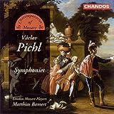Pichl: Symphonies in B-Flat Major / E-Flat Major / G Major / C Major / D Major