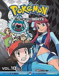 POKEMON BLACK & WHITE GN VOL 10 (C: 1-0-1) by Hidenori Kusaka (2013-06-20)