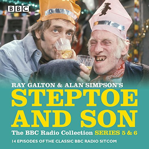 Steptoe & Son: Series 5 & 6: 15 episodes of the classic BBC radio sitcom (Steptoe and Son) (Cast 15 Classic)