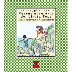 Nuevas aventuras del pirata Pepe.