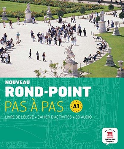 Nouveau Rond-Point pas à pas A1 - Libro alumno +