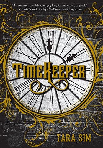 Timekeeper por Tara Sim