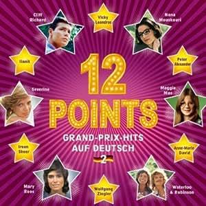 12 Points - Grand-Prix-Hits auf Deutsch Vol. 2