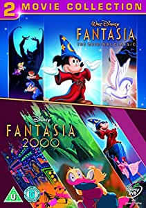 Fantasia / Fantasia 2000 [DVD]