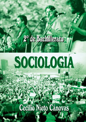Sociología (2º Bachiller)