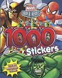 Marvel Super Heroes 1000 Sticker Book (Marvel 1000 Sticker Book)