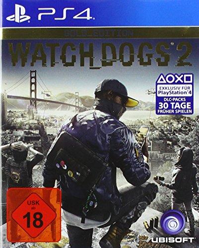 Watch Dogs 2 - Gold Edition - Playstation 4 - [Edizione: Germania]