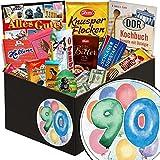 Geschenk zum 90. | Geschenk Box | Schokolade Box Geschenk Ideen