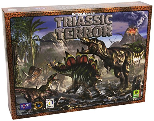 Hutter Trade - 646697 - Jeu De Stratégie - Triassic Terror