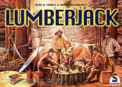 Schmidt Spiele 49066 - Lumberjack