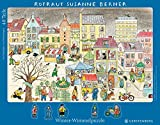 Wimmel-Rahmenpuzzle Winter