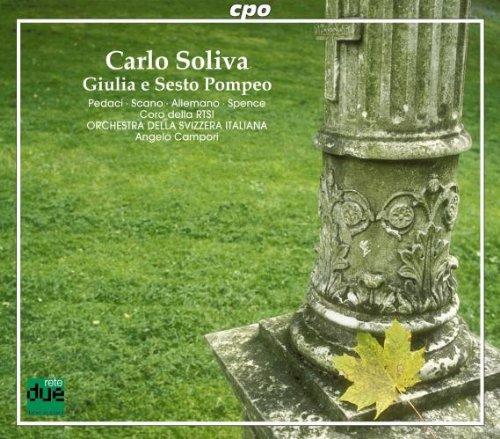 Carla Soliva : Giulia E Sesto Pompeo