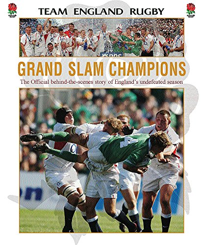 Grand Slam Champions: The Official Story of England's Undefeated Season por Team England Rugby