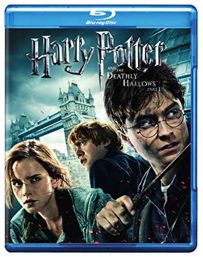 Click for larger image of Harry Potter & The Deathly Hallows: Part 1 [Blu-ray] [2010] [US Import]