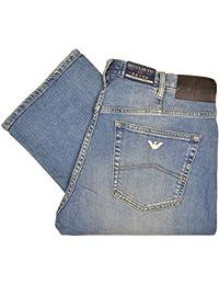 Armani Jeans - Jeans - Homme gris Délavé