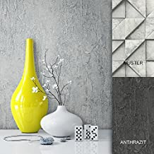 Suchergebnis Auf Amazonde Für Tapeten Grau - Tapeten im schlafzimmer