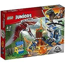 LEGO Juniors - Huida del Pteranodon, juego de construcción (10756)