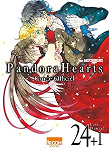 Pandora Hearts - Guide Officiel 24+1 Edition simple One-shot
