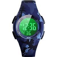 Orologio da Polso Orologi Sport per Bambini Digitale Impermeabile