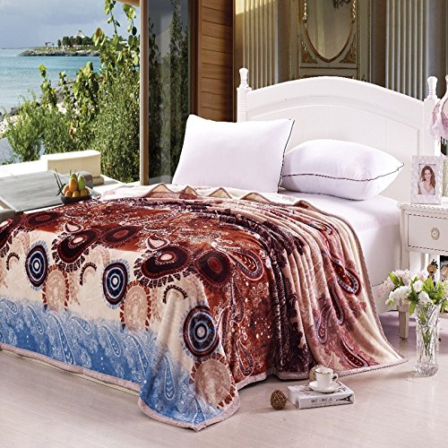 BDUK Im Frühjahr und Sommer Decke Doppelbett Bettwäsche Handtücher und Waschlappen Coral Decke Decken Kinder Decke