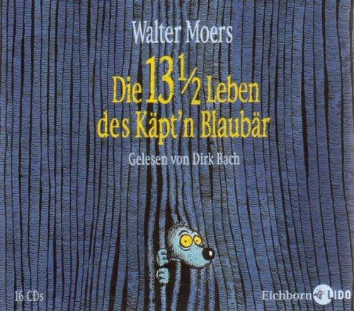 Die 13 1/2 Leben des Käpt´n Blaubär: Lesung.