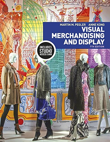 Visual Merchandising and Display: Bundle Book + Studio Access Card