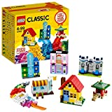 LEGO 10703 Classic Creative Builder Box Construction Set, Colourful Toy Bricks, Windows and Doors, Fun Building Sets for Kids