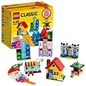 Lego Creative Builder Box, Multi Color