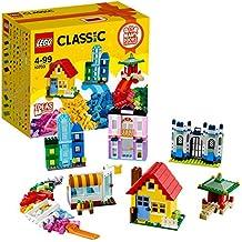 LEGO Classic Caja del constructor creativo, multicolor (10703)