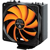 Arctic ACFRE00037A Freezer 33 Penta Dissipatore di Processore, 12,4 x 8,6 x 15 cm, Nero/Arancione