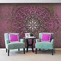 murando - Vlies Fototapete 150x105 cm - Vlies Tapete - Moderne Wanddeko - Design Tapete - Ornament Abstrakt f-A-0491-a-d