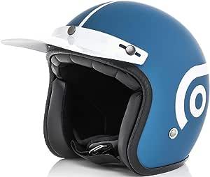 Acerbis Ottano Jet Helm Hellblau M Auto