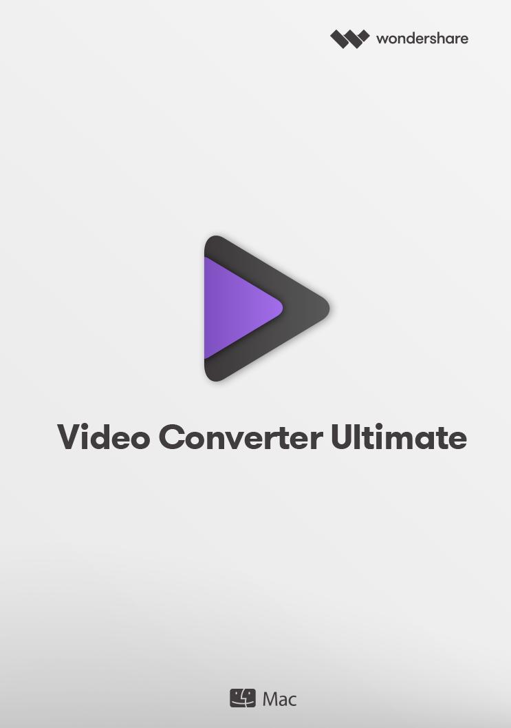 Wondershare Video Converter Ultimate for Mac [Download] [Download]
